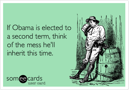 If Obama is elected to 