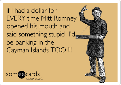 If I had a dollar for