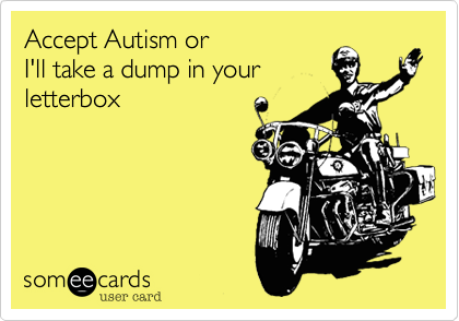 Accept Autism or