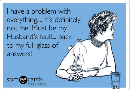 I have a problem with