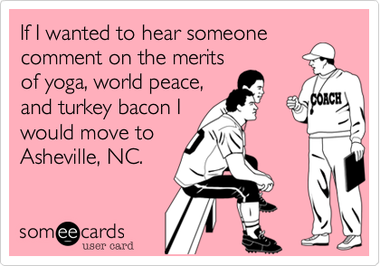 If I wanted to hear someone