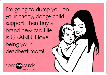I'm going to dump you on