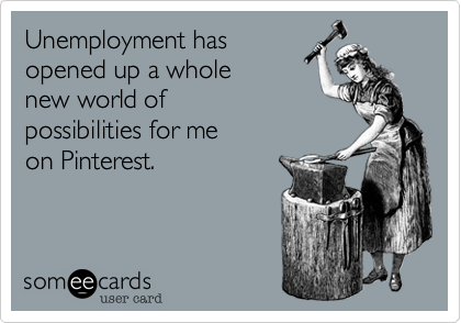 Unemployment has