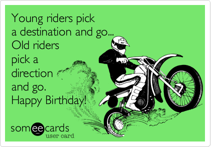 Young riders pick 