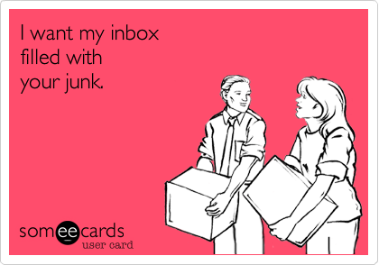 I want my inbox