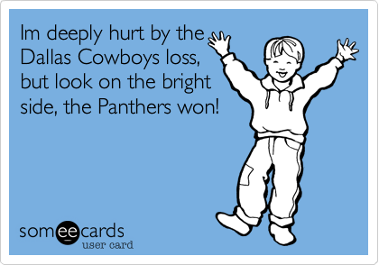 Im deeply hurt by the