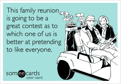 This family reunion