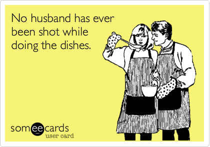 No husband has ever