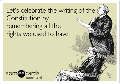 Let's celebrate the writing of the