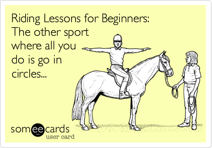 Riding Lessons for Beginners: