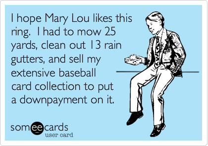I hope Mary Lou likes this