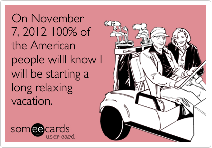 On November