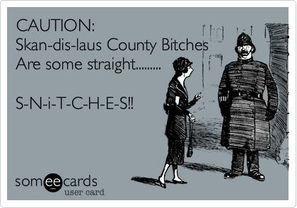 CAUTION: