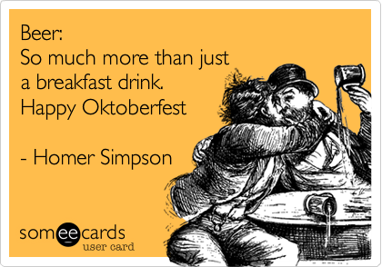 Beer: 