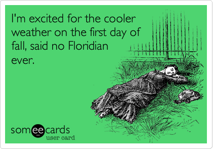 I'm excited for the cooler