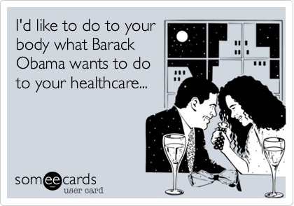 I'd like to do to your