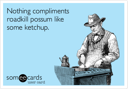 Nothing compliments