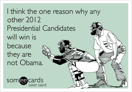 I think the one reason why any other 2012