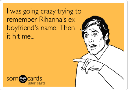 I was going crazy trying to
