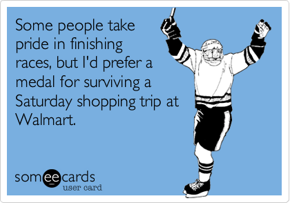 Some people take