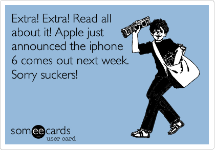 Extra! Extra! Read all