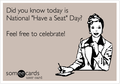 Did you know today is