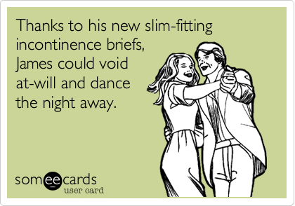Thanks to his new slim-fitting