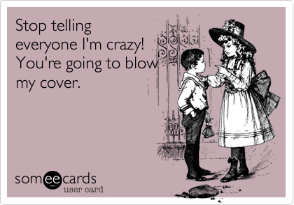 Stop telling