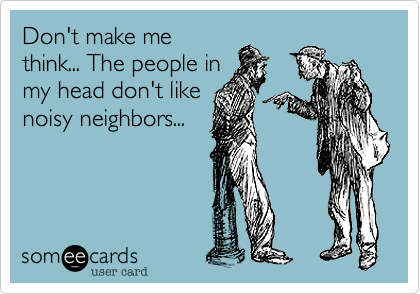 Don't make me