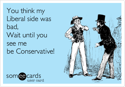 You think my 