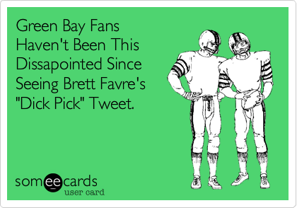 Green Bay Fans 