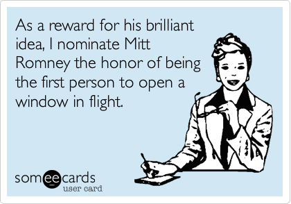 As a reward for his brilliant