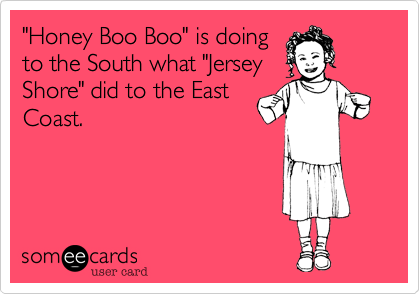 """Honey Boo Boo"" is doing