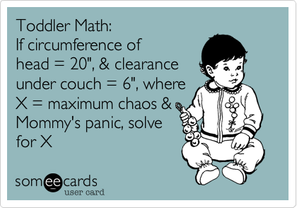 Toddler Math: