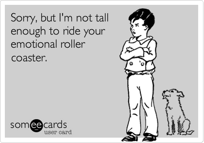 Sorry, but I'm not tall