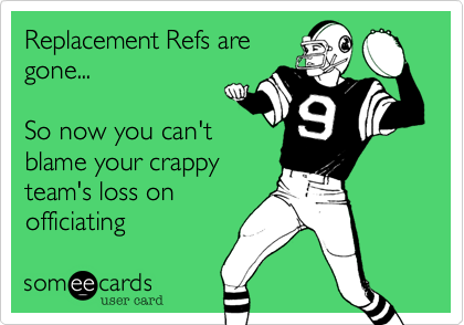 Replacement Refs are