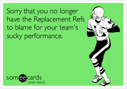 Sorry that you no longer