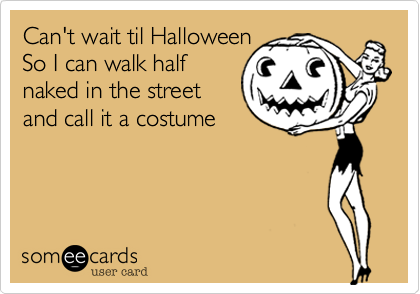 LYNN: Halloween naked funny pictures