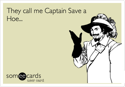 They call me Captain Save a