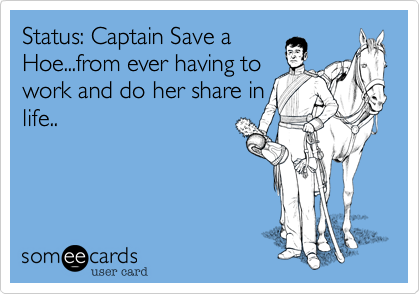 Status: Captain Save a