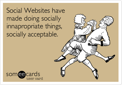 Social Websites have