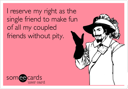 I reserve my right as the
