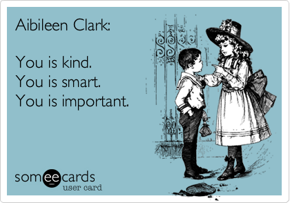Aibileen Clark: 