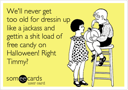 We'll never get