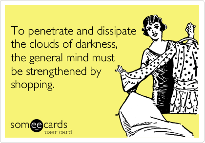 To penetrate and dissipate