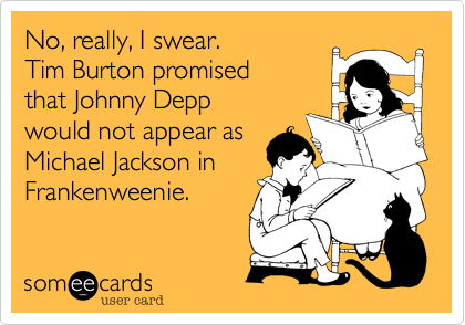 No, really, I swear. 
