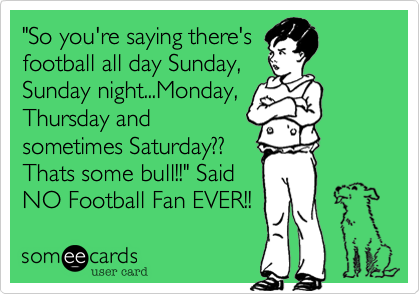 """So you're saying there's
