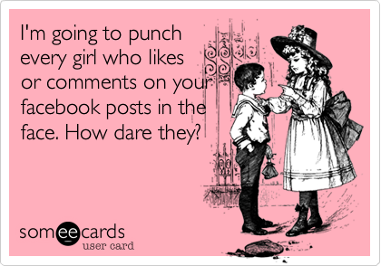 I'm going to punch