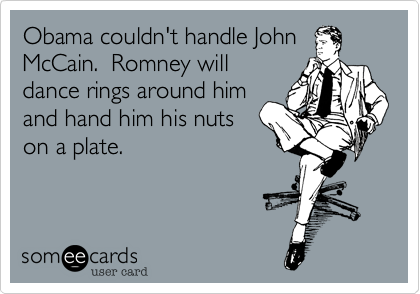 Obama couldn't handle John