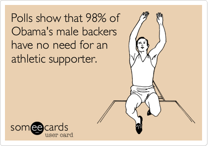 Polls show that 98% of
